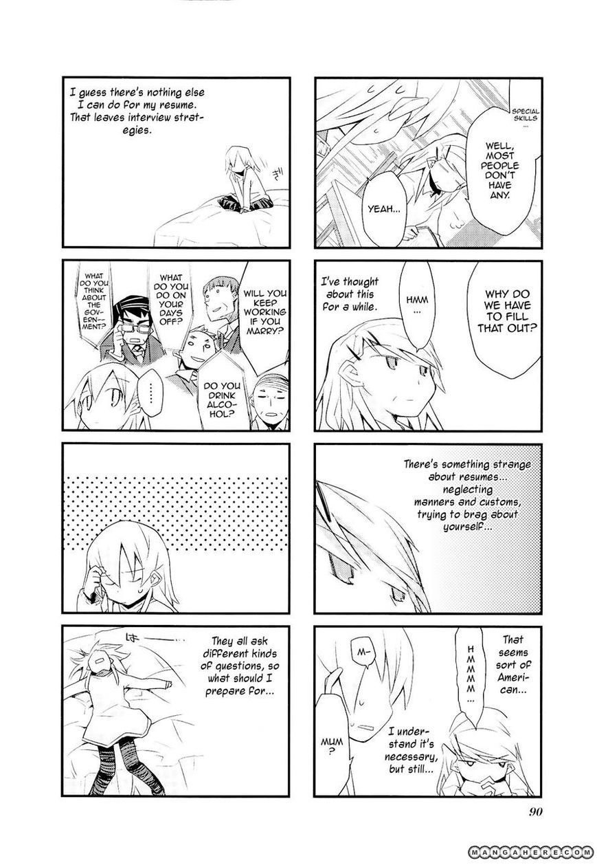 Sora no Shita Yane no Naka 24 Page 2