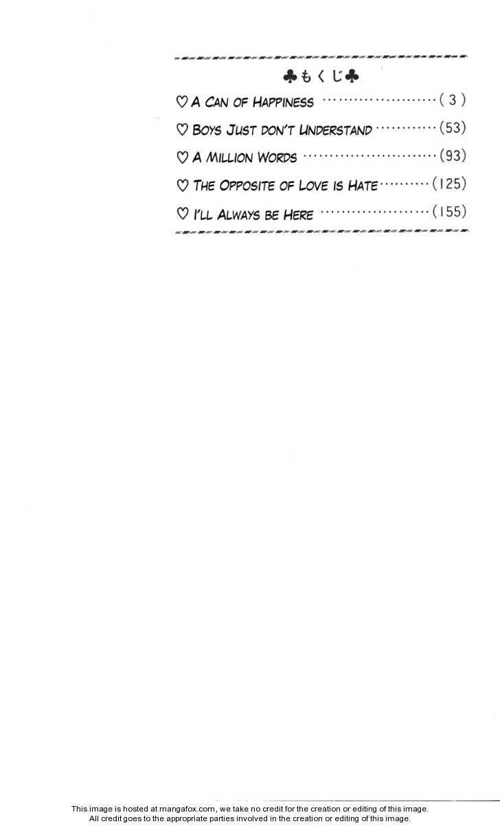 Shiawase no Kanzume 1 Page 3