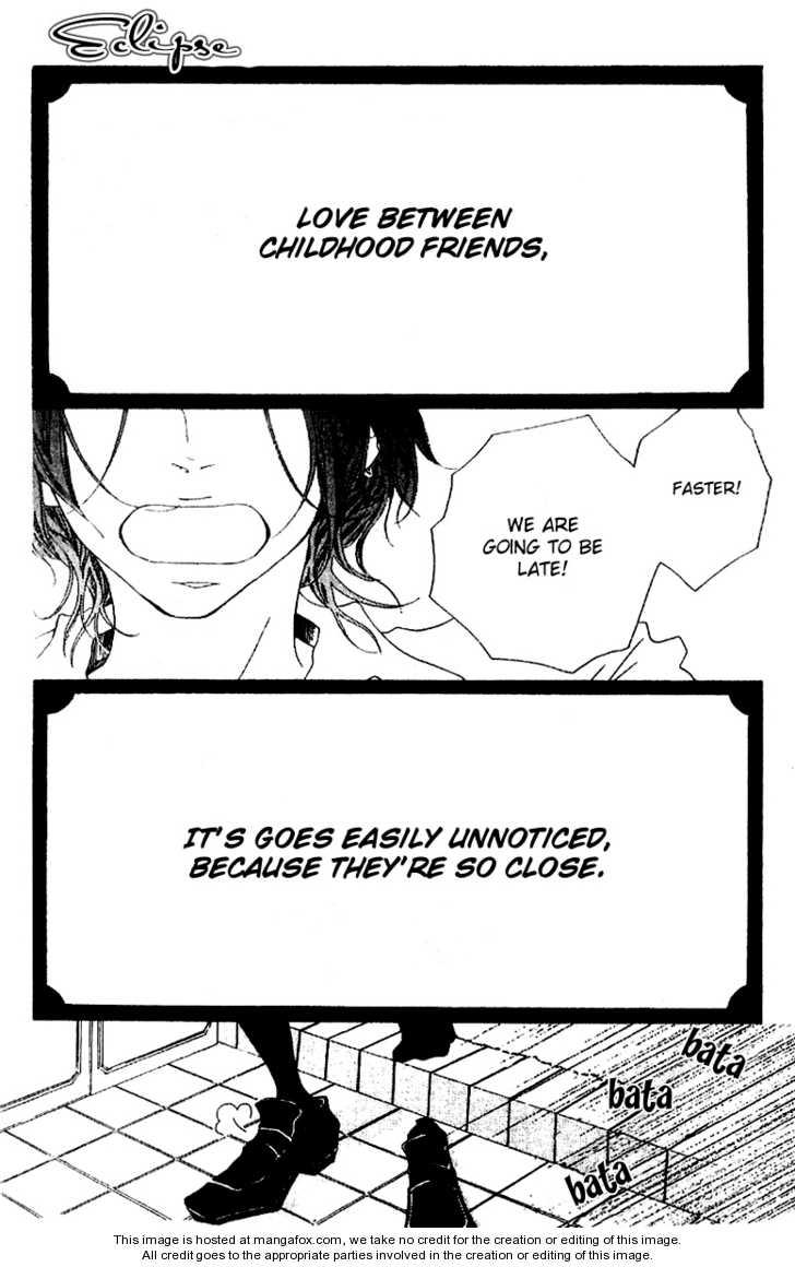 Otokonoko wa Hachimitsu 2 Page 3
