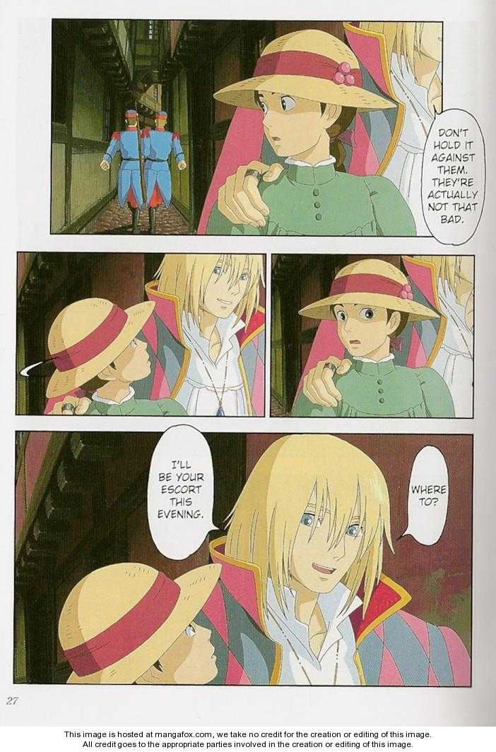 Howl's Moving Castle 1.2 Page 2