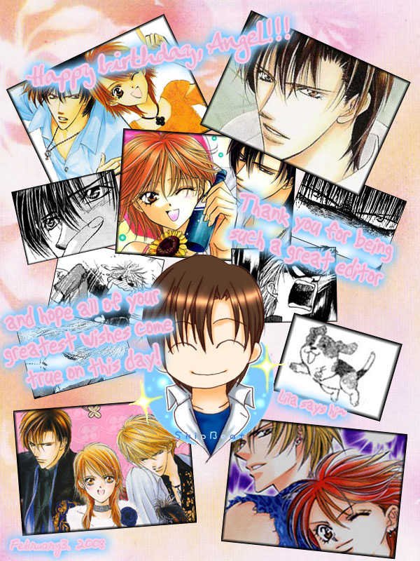 Shinigami Lovers 9 Page 1