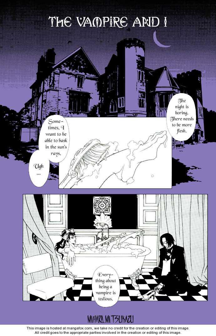 Kyuuketsuki to Boku 1 Page 3