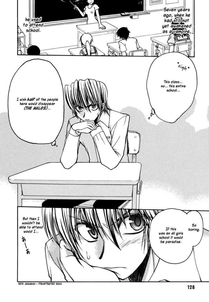 Chibi Vampire 18.1 Page 2