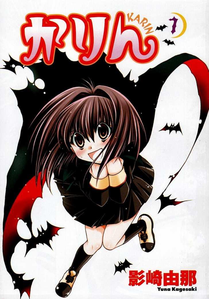 Chibi Vampire 1 Page 2