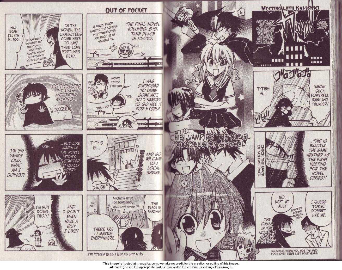 Chibi Vampire 50.5 Page 2