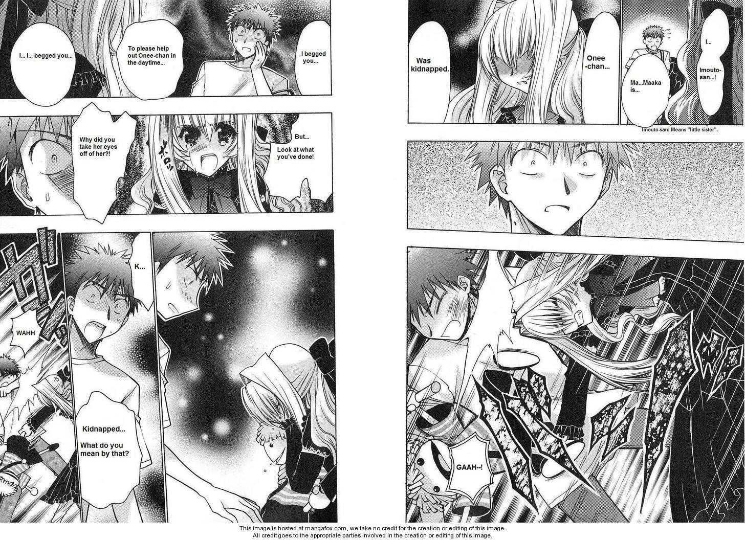 Chibi Vampire 52 Page 3