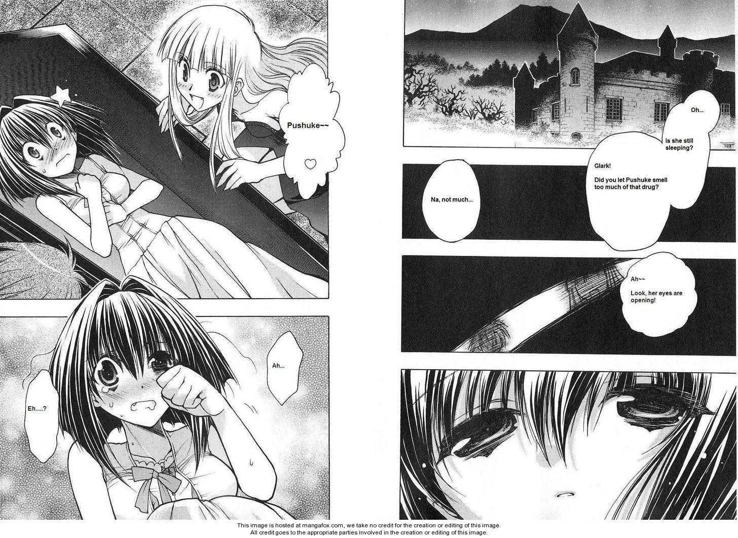 Chibi Vampire 54 Page 1