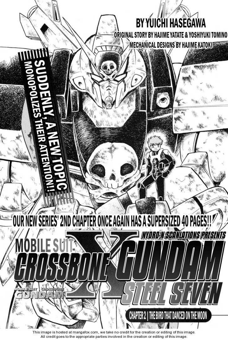 Kidou Senshi Crossbone Gundam Koutetsu no Shichinin 2 Page 1