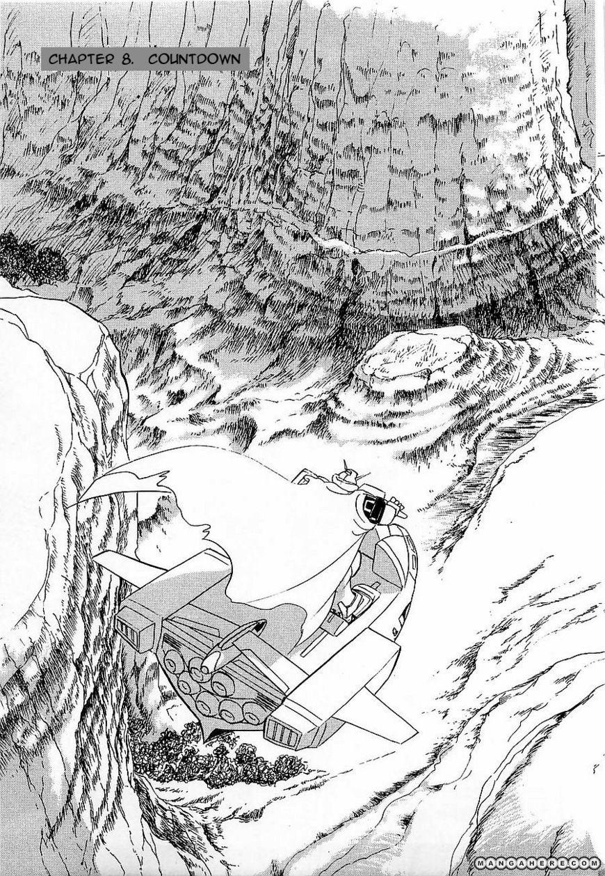 Kidou Senshi Crossbone Gundam Koutetsu no Shichinin 8 Page 1
