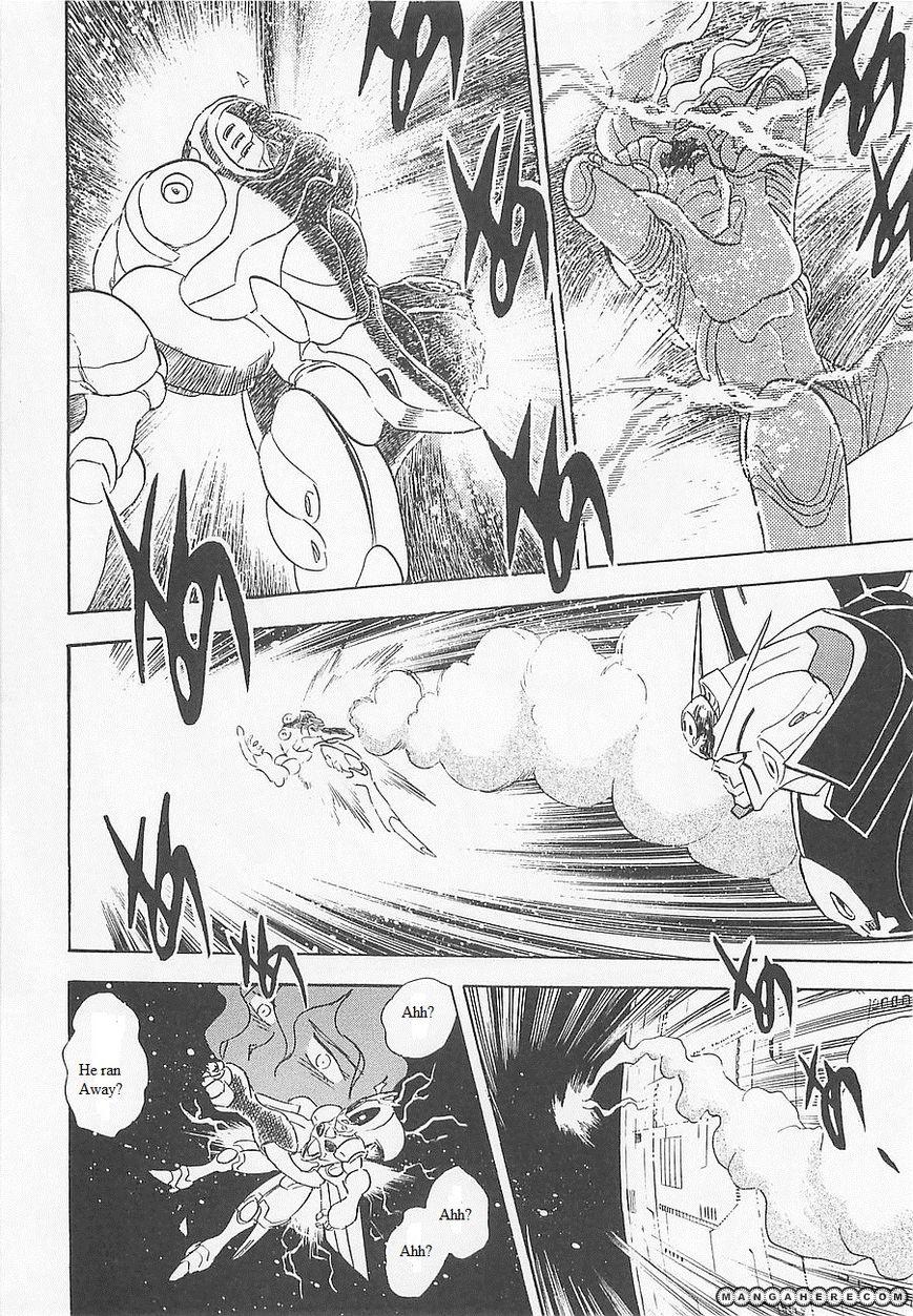 Kidou Senshi Crossbone Gundam Koutetsu no Shichinin 15 Page 2