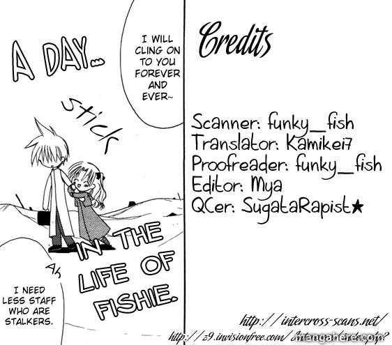 Ojousama to Youkai Shitsuji 3 Page 1