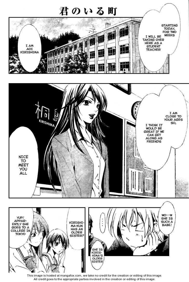 Kimi no Iru Machi 20 Page 2
