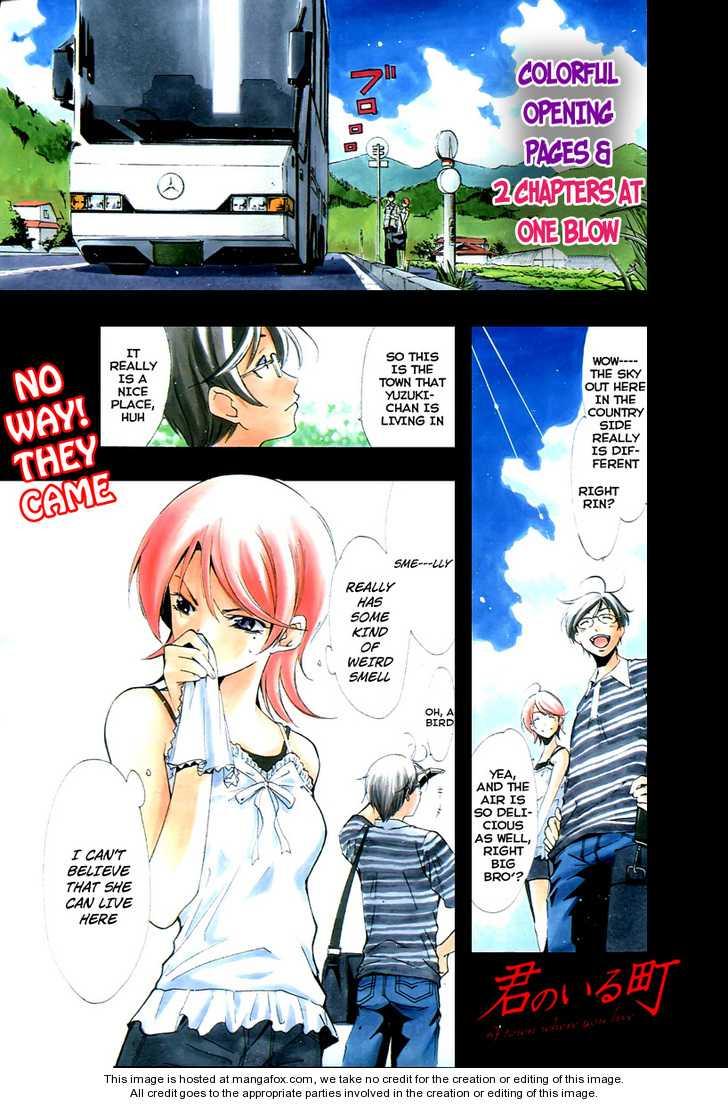 Kimi no Iru Machi 34 Page 1