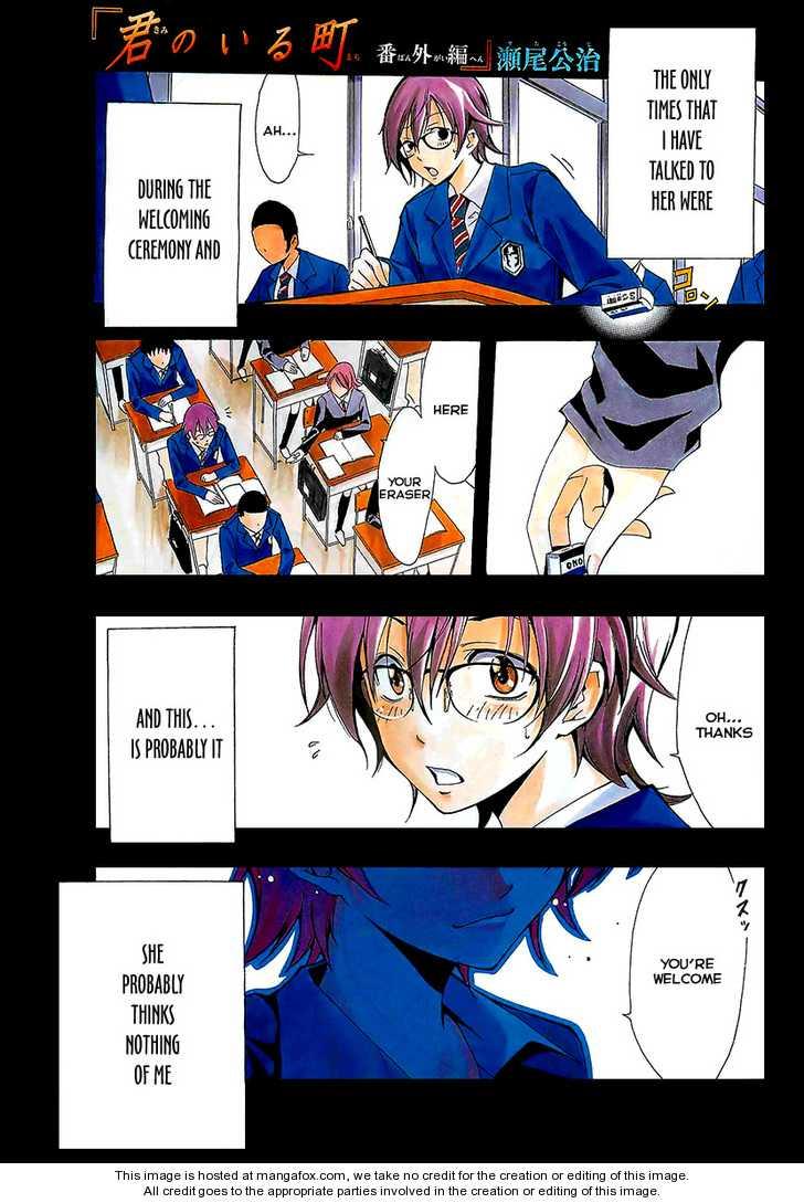 Kimi no Iru Machi 71.5 Page 1