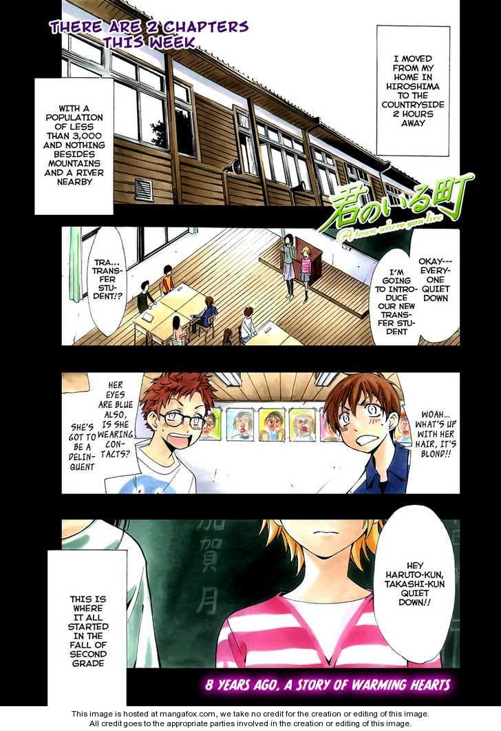 Kimi no Iru Machi 78.5 Page 1