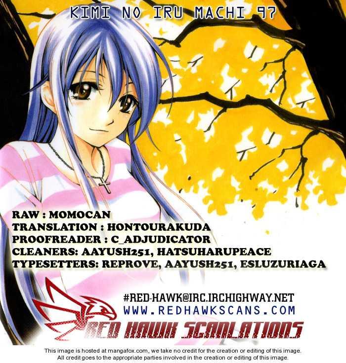 Kimi no Iru Machi 97 Page 1