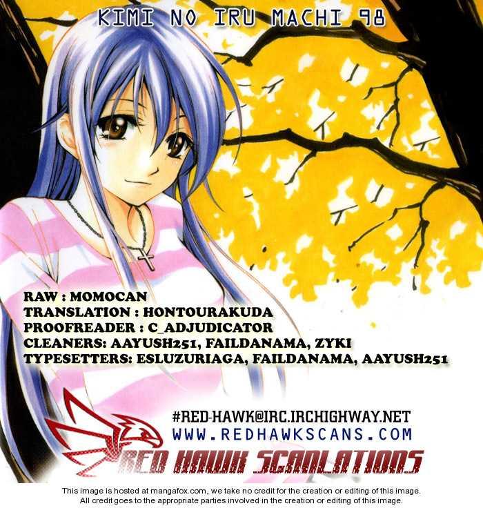 Kimi no Iru Machi 98 Page 1