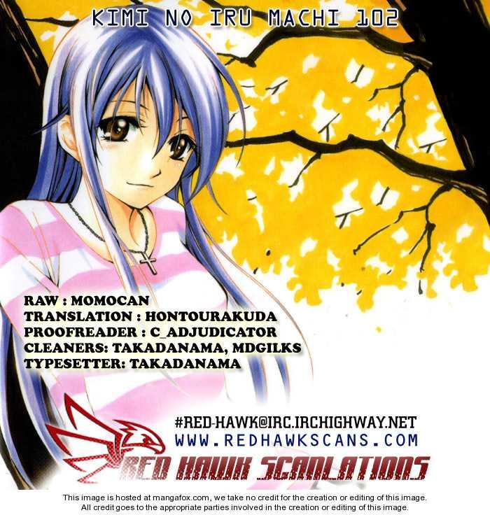 Kimi no Iru Machi 102 Page 1