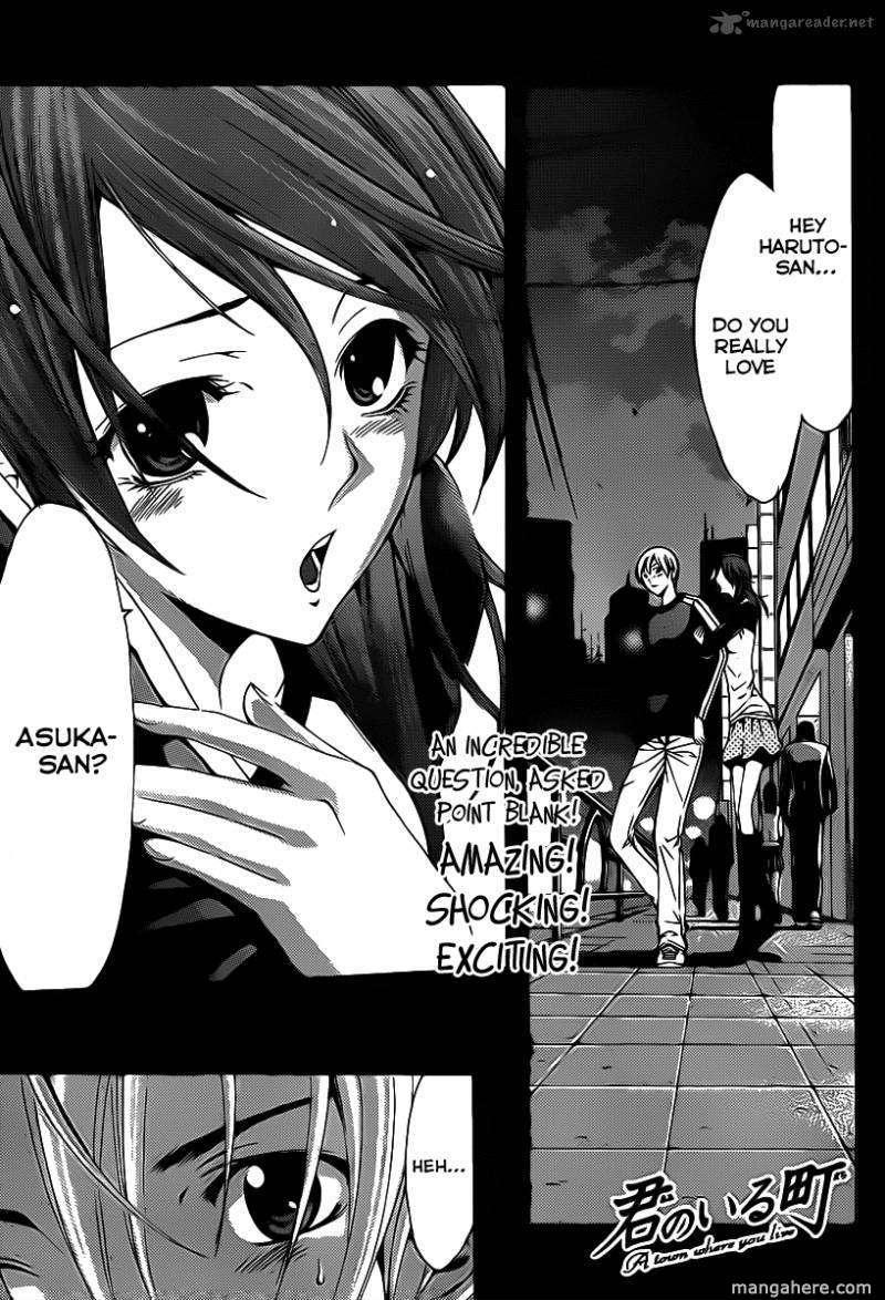 Kimi no Iru Machi 124 Page 2