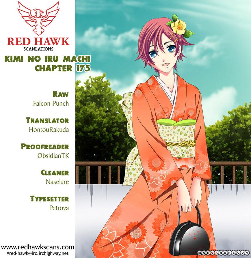 Kimi no Iru Machi 175 Page 1
