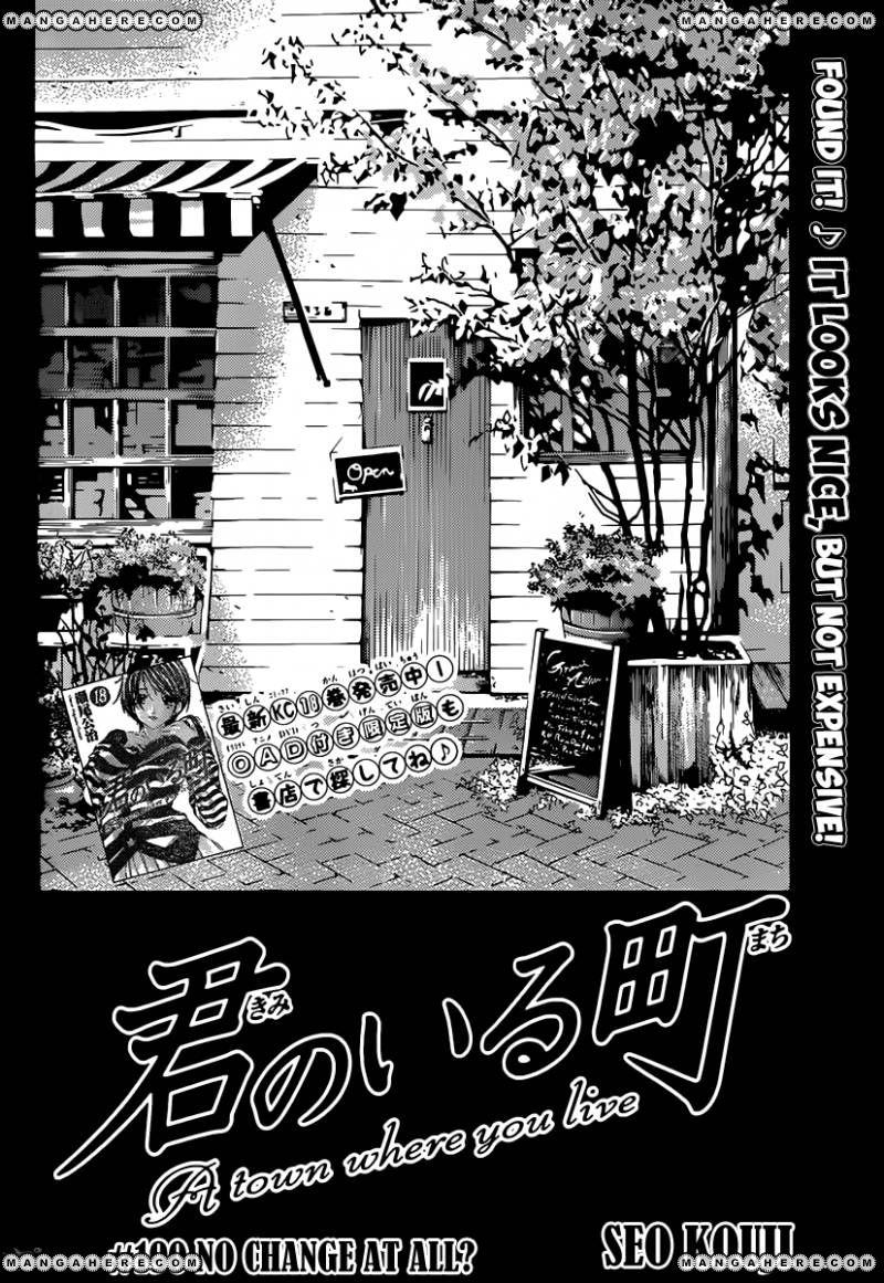 Kimi no Iru Machi 190 Page 2