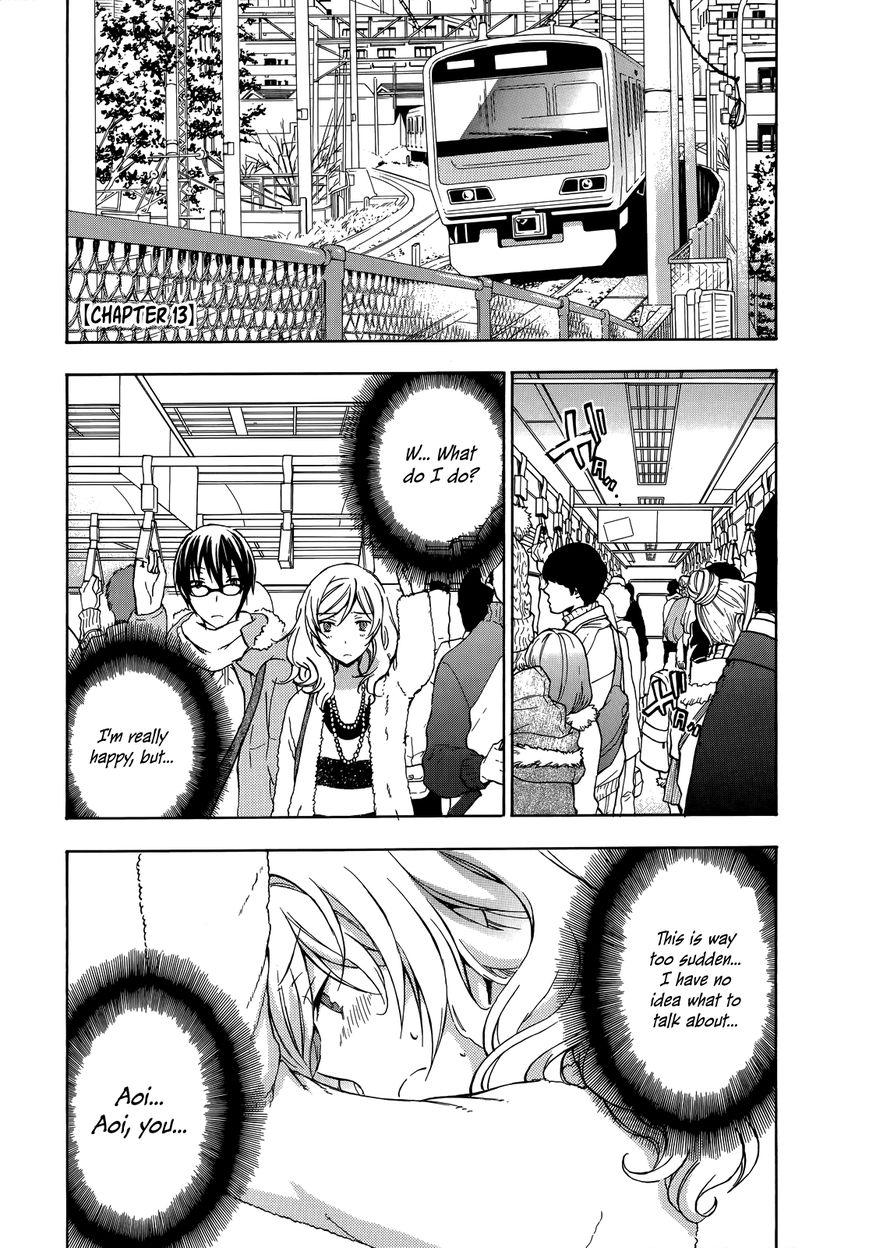 Yasashii Sekai no Tsukurikata 13 Page 1