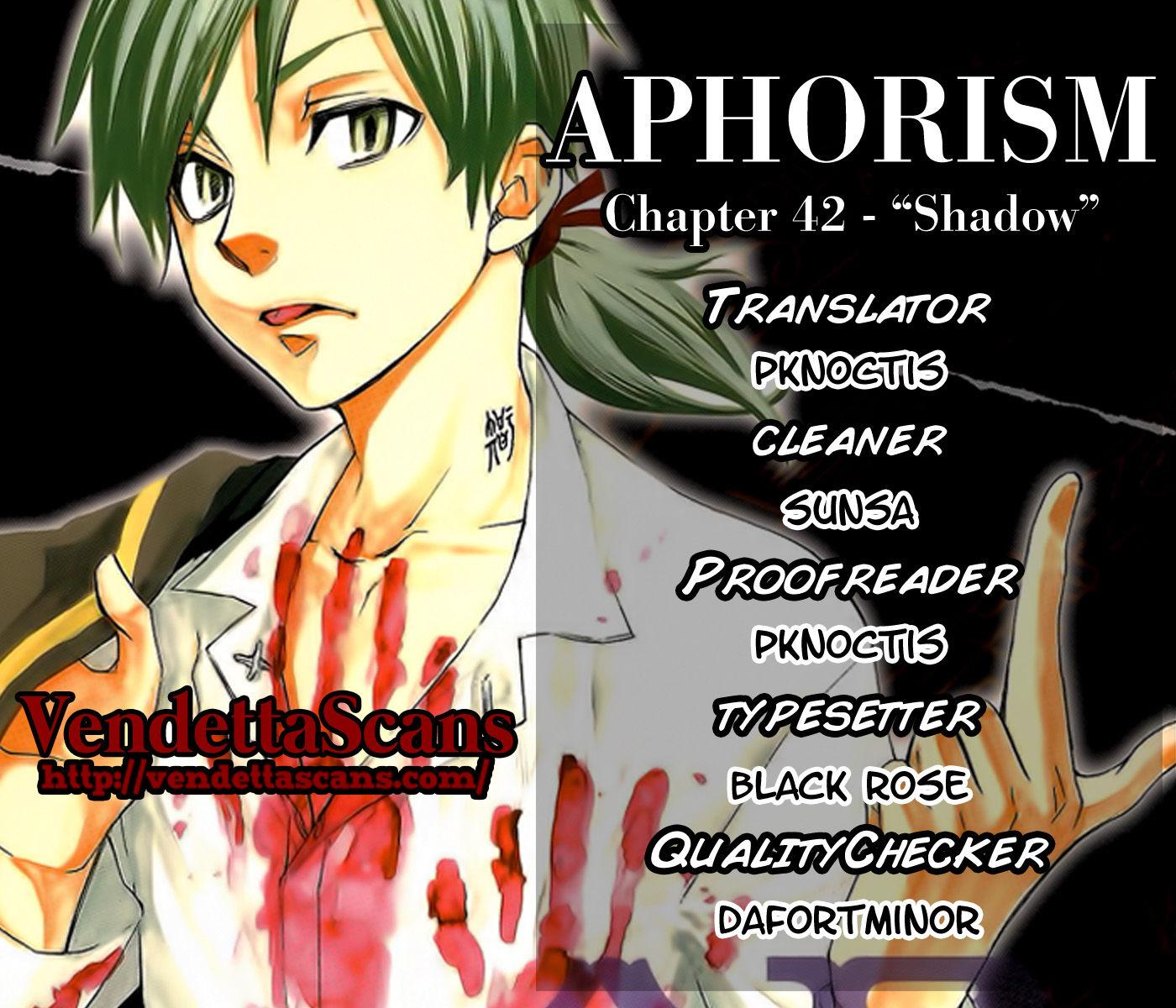 Aphorism 42 Page 2