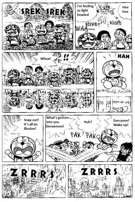 The Doraemon's Special 4 Page 2