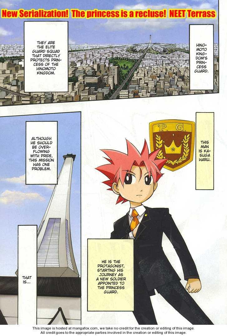 NEET Princess Terrass 1 Page 1