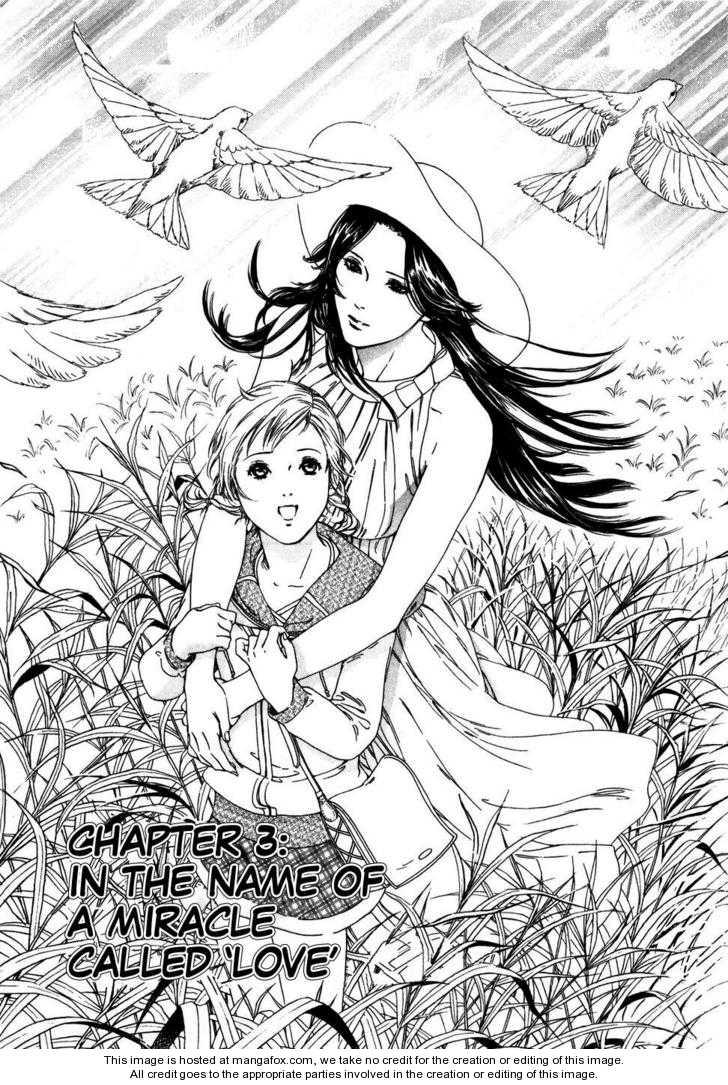 Hokuto no Ken: Yuria Gaiden Jibo no Hoshi 3 Page 2