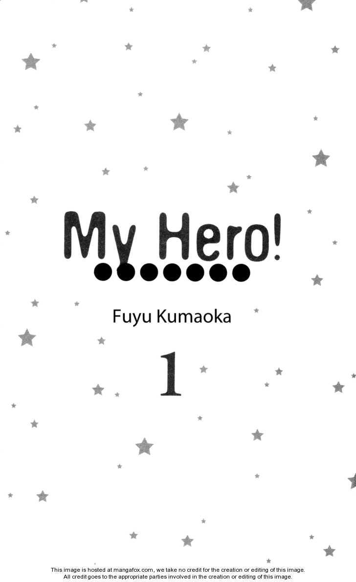 My Hero! 1 Page 3