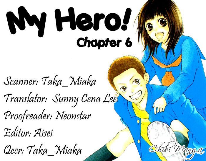My Hero! 6 Page 1