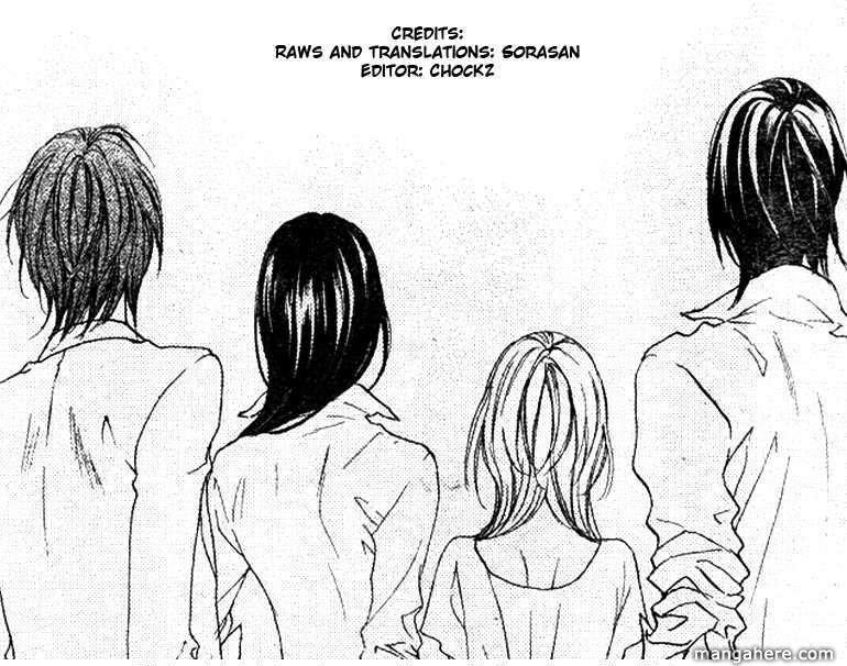 Hana no Kishi 29 Page 1