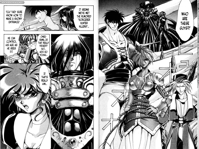 Bakuretsu Hunters 20 Page 2