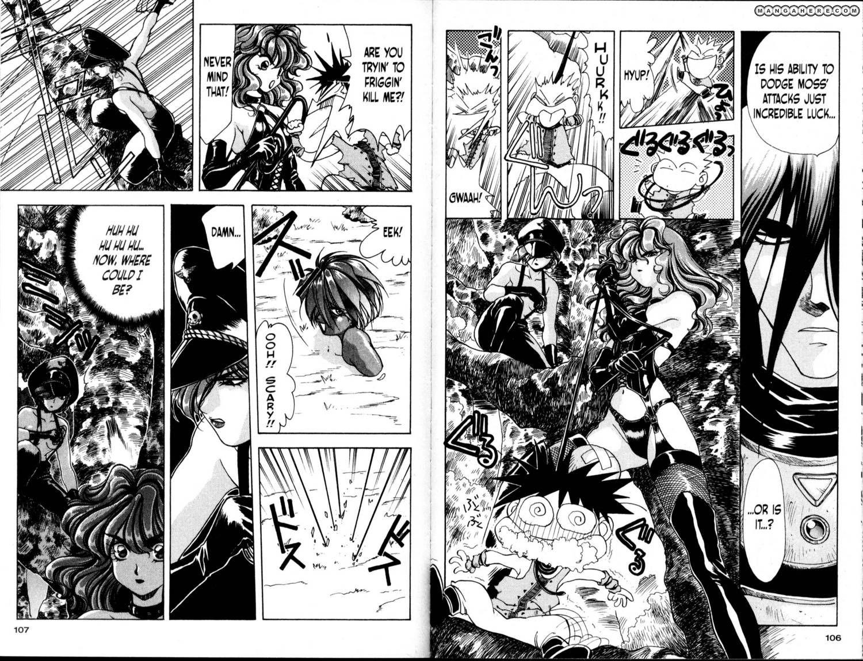 Bakuretsu Hunters 22 Page 3