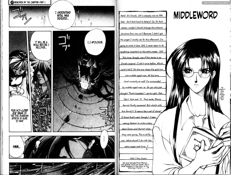 Bakuretsu Hunters 28 Page 1