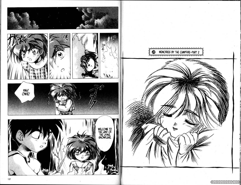 Bakuretsu Hunters 29 Page 1