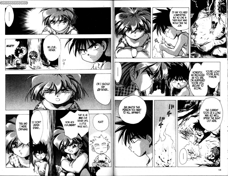 Bakuretsu Hunters 29 Page 2