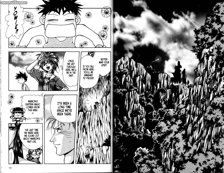 Bakuretsu Hunters 34 Page 2