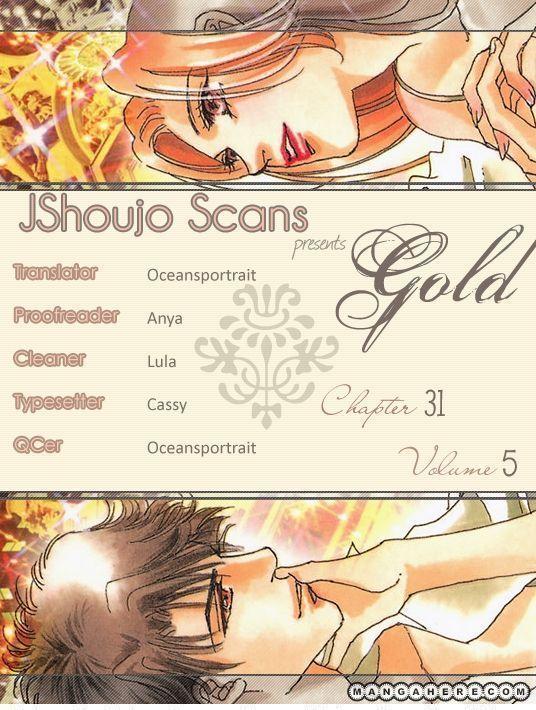 Gold (FUJITA Kazuko) 31 Page 1