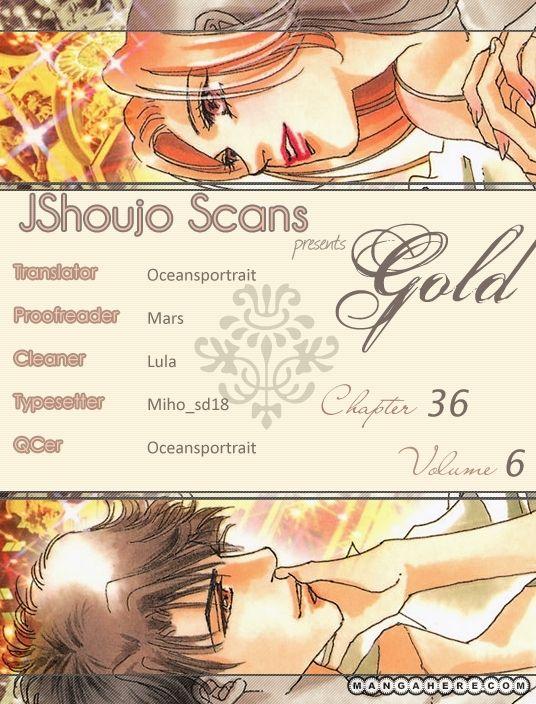 Gold (FUJITA Kazuko) 36 Page 1