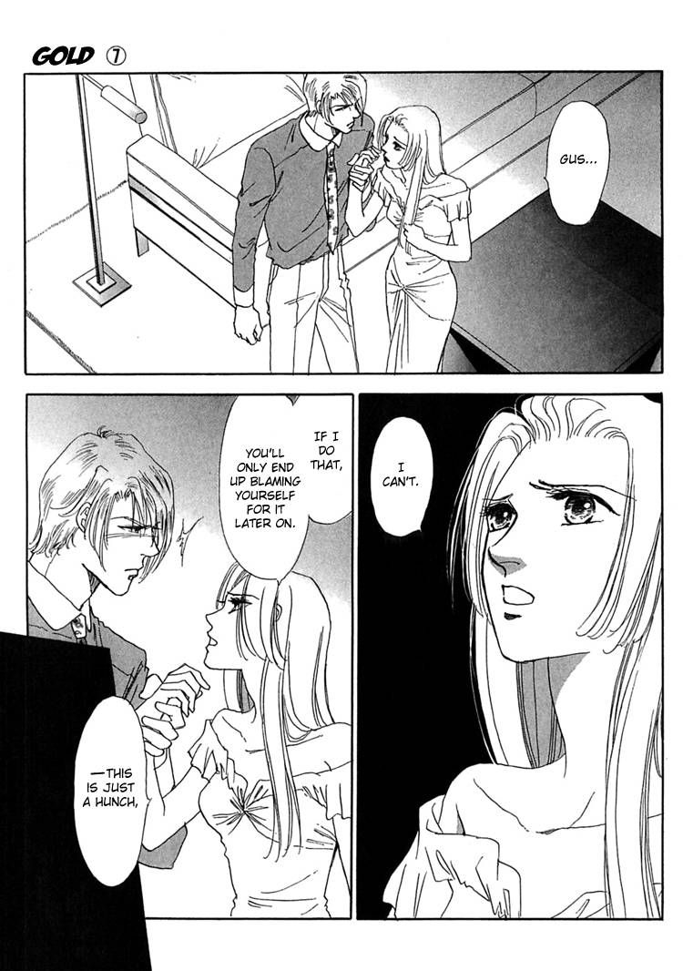 Gold (FUJITA Kazuko) 42 Page 2