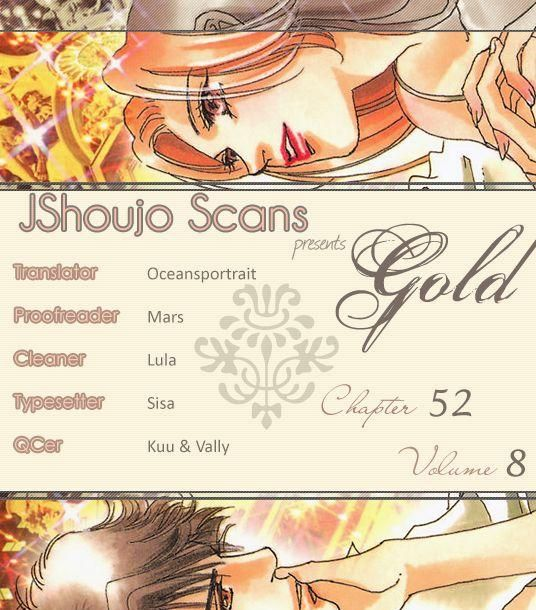 Gold (FUJITA Kazuko) 52 Page 1