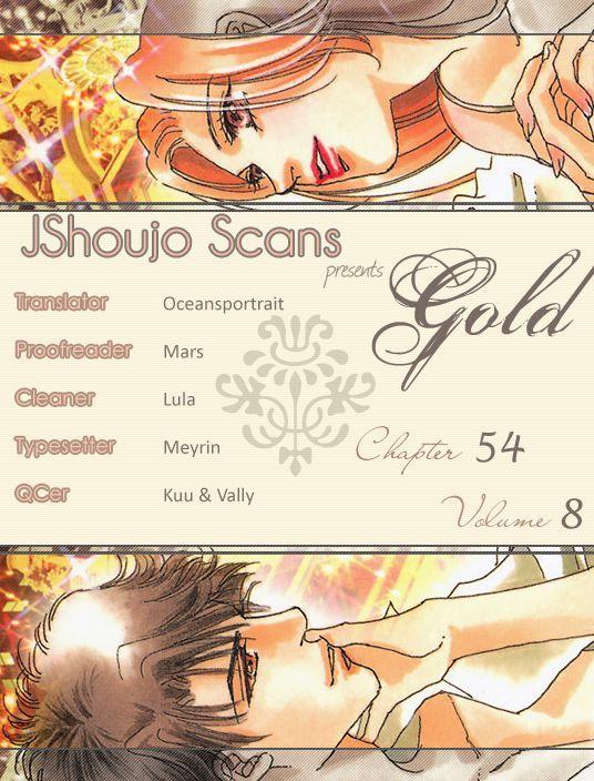 Gold (FUJITA Kazuko) 54 Page 1