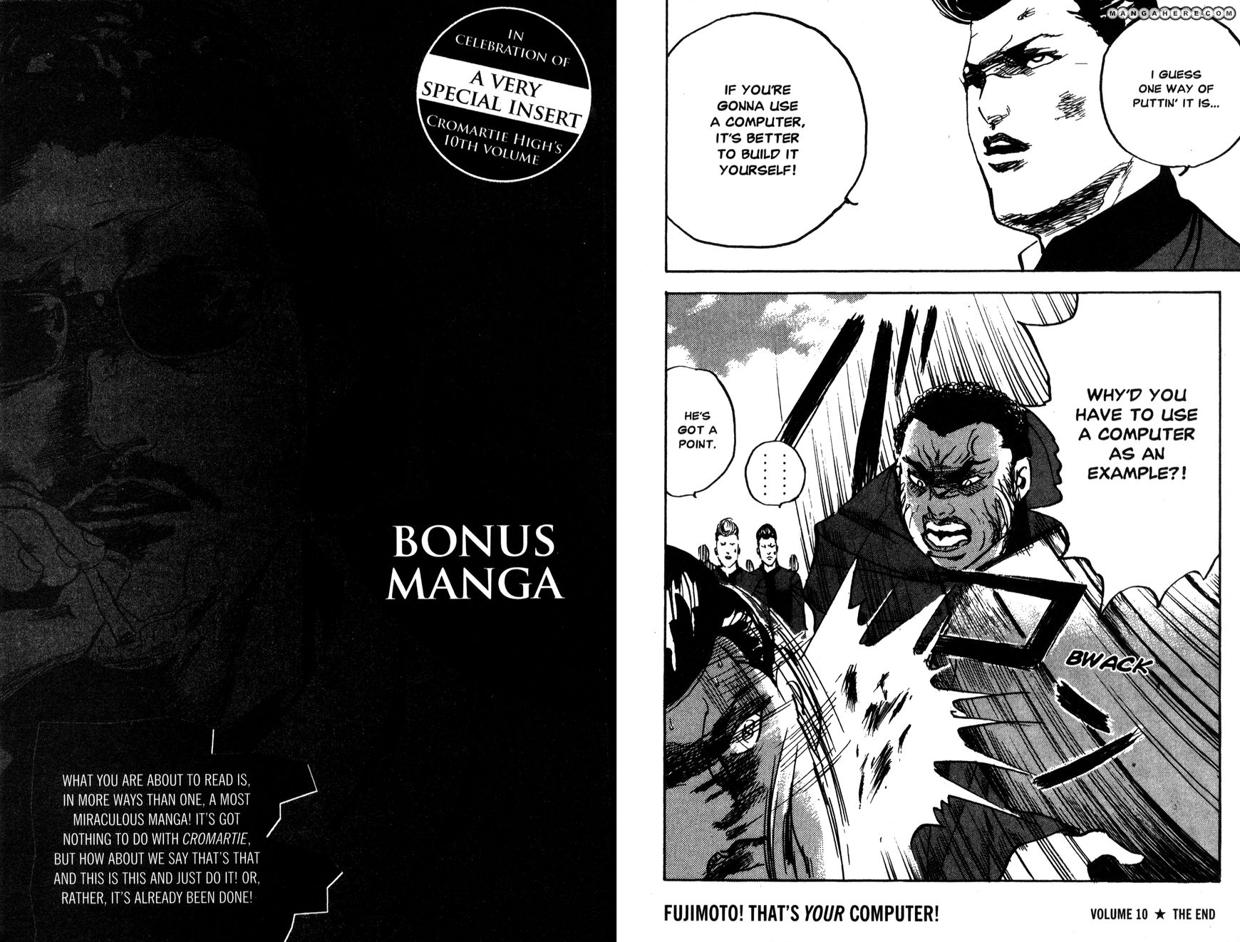 Cromartie High School 218.5 Page 1