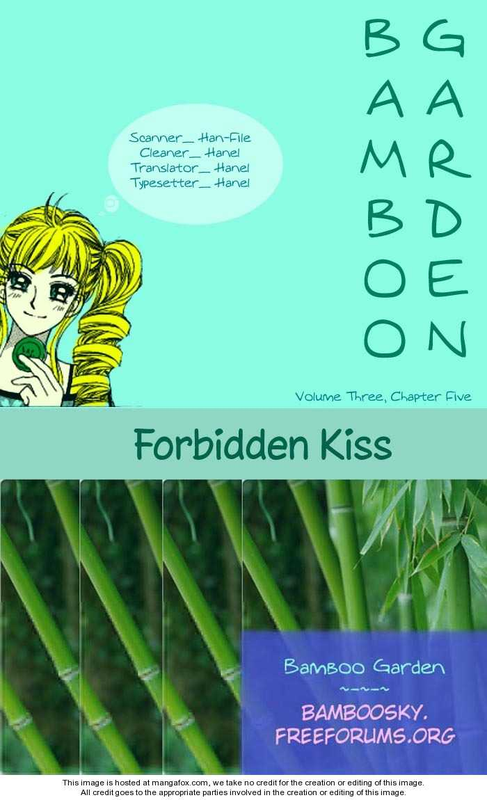 Forbidden Kiss 20 Page 1