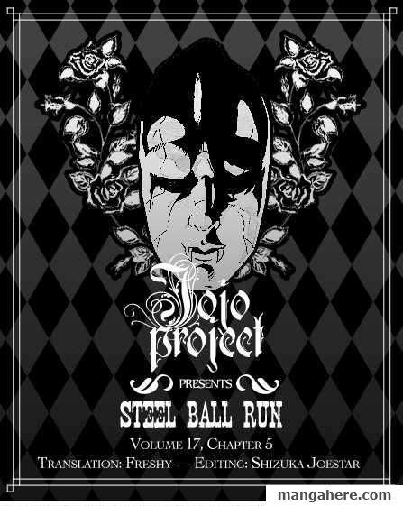 Steel Ball Run 68 Page 1