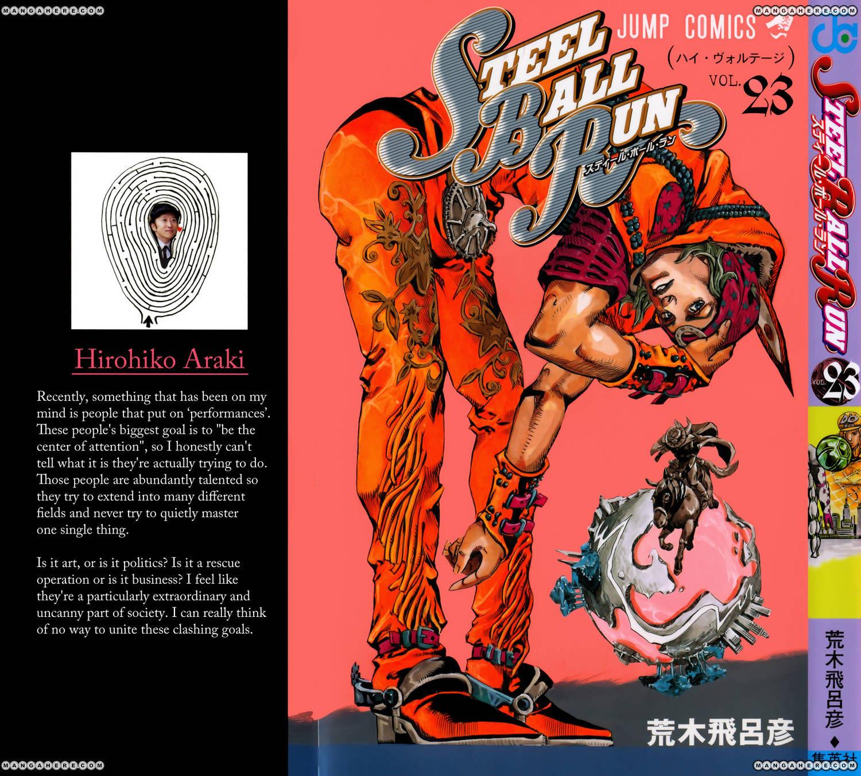 Steel Ball Run 89 Page 1