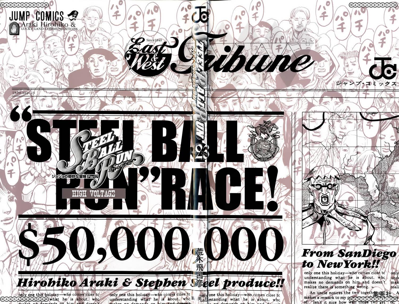 Steel Ball Run 89 Page 2