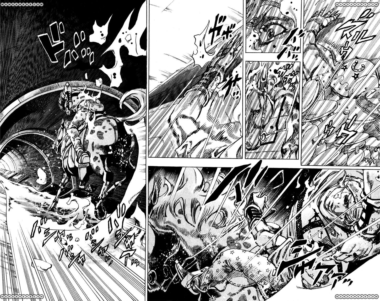 Steel Ball Run 93 Page 2